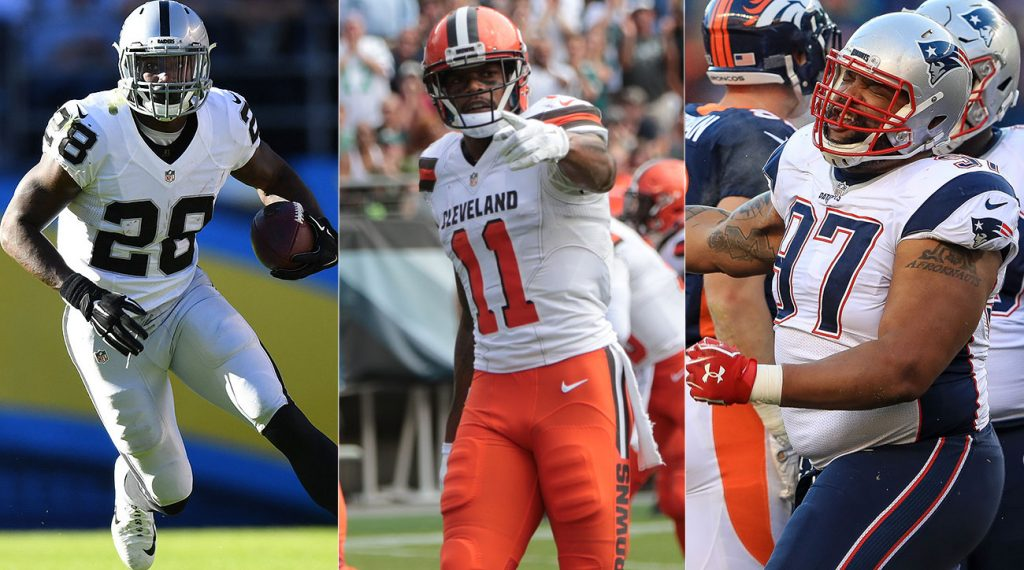 NFL Top 100 Players of 2018